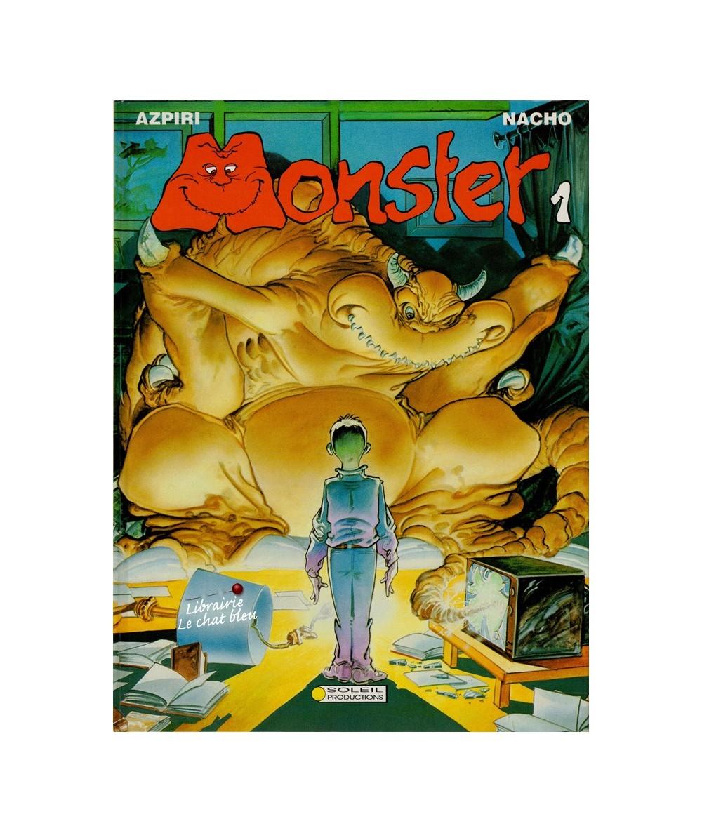 Monster T1. (Azpiri, Nacho)