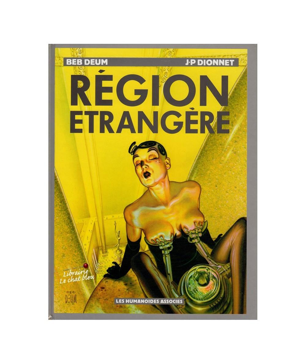 Région étrangère (Jean-Pierre Dionnet, Beb Deum)