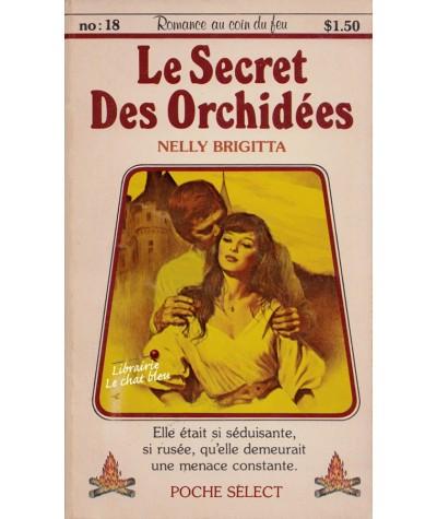 N° 18 - Le secret des orchidées par Nelly Brigitta