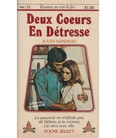 Deux coeurs en détresse (Jules Sandeau) - Romance au coin du feu N° 31