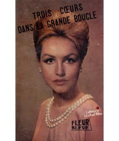 Trois coeurs dans la grande boucle (Sonia Fournier) - Fleur Bleue N° 29
