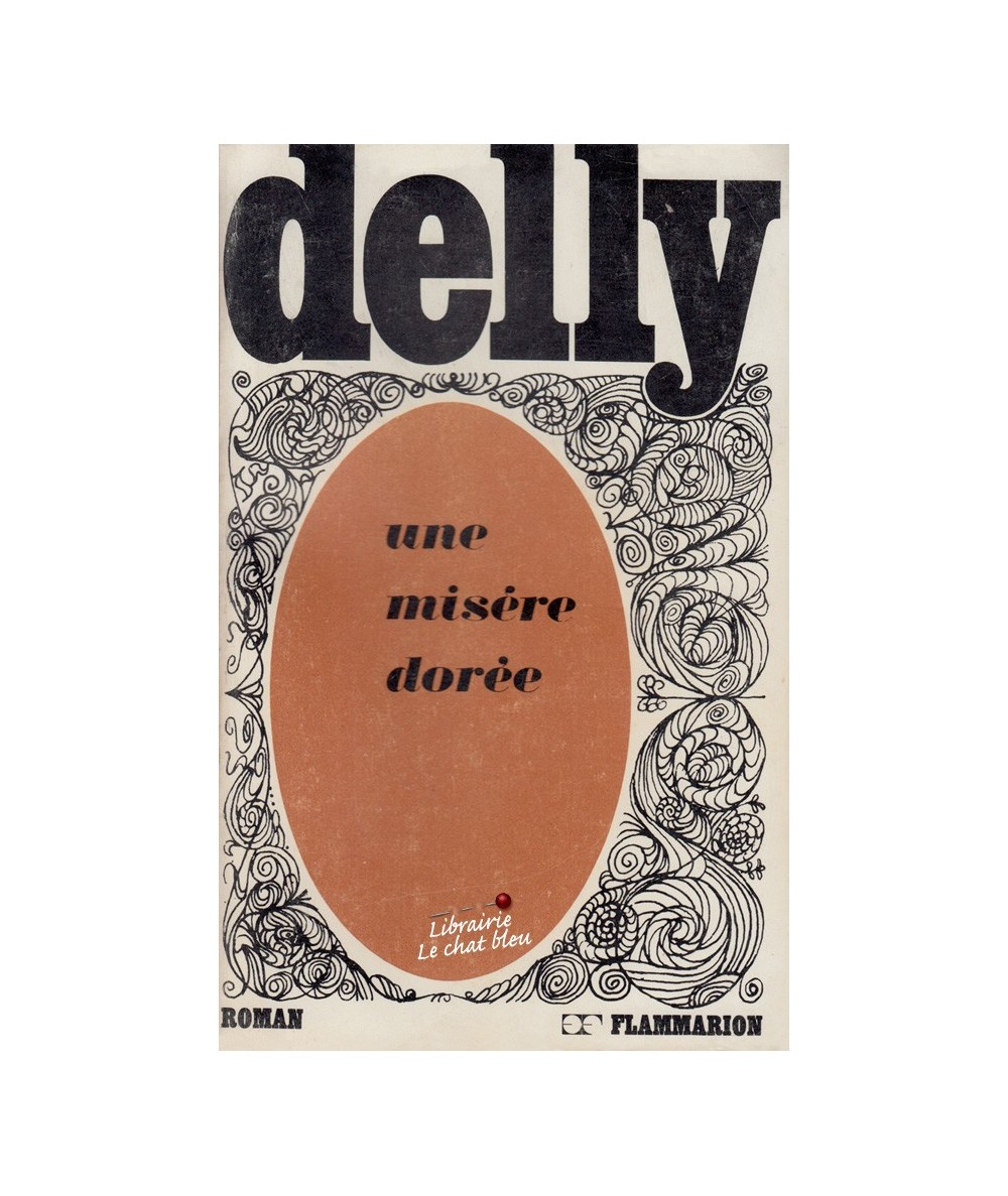 Une misère dorée par Delly
