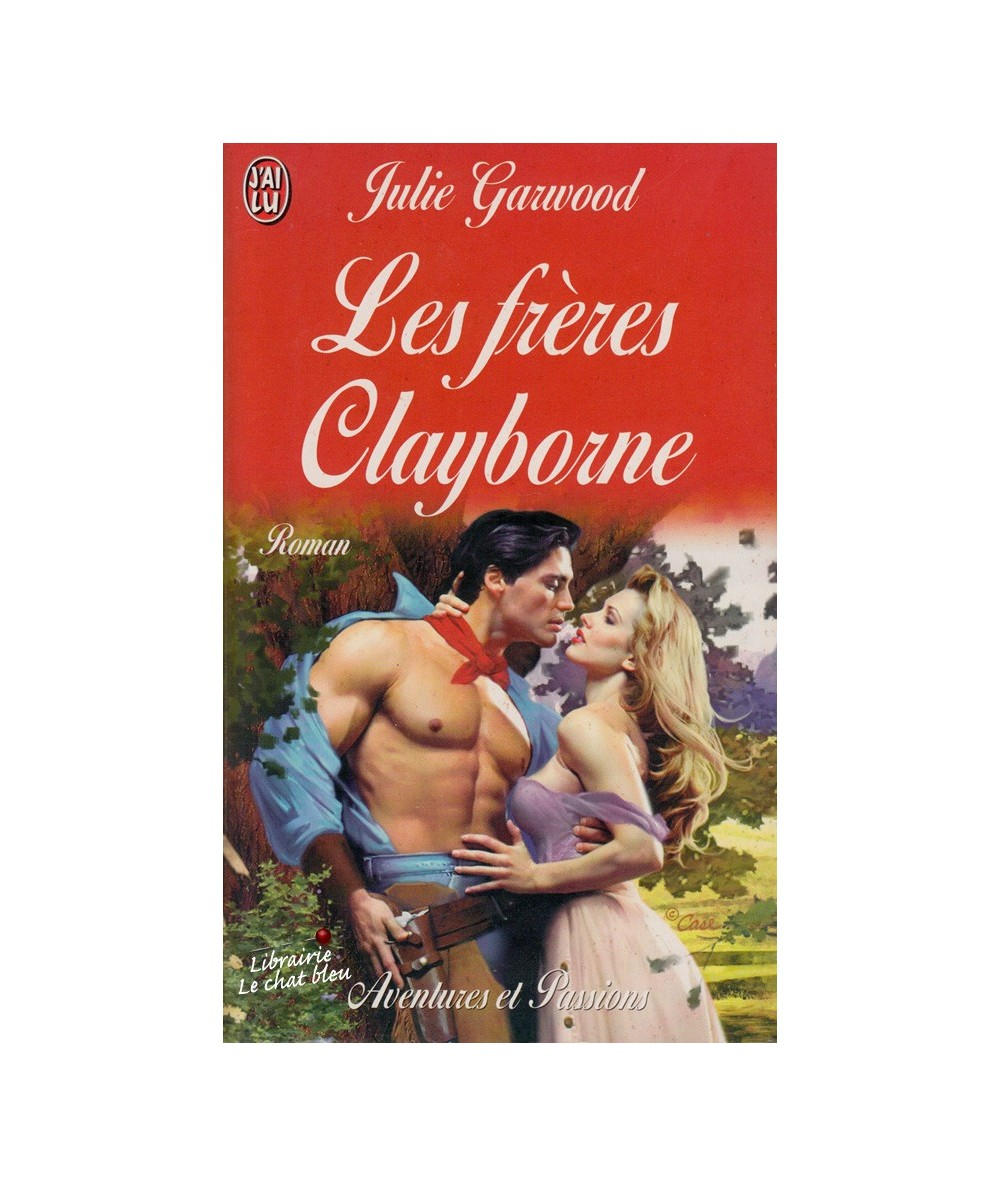 N° 5505 - Les frères Clayborne de Julie Garwood