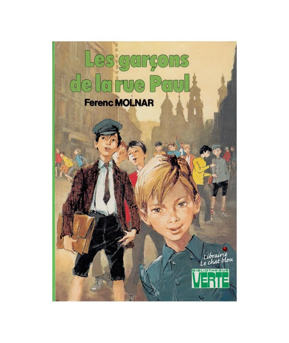 Les garçons de la rue Paul par Ferenc Molnar