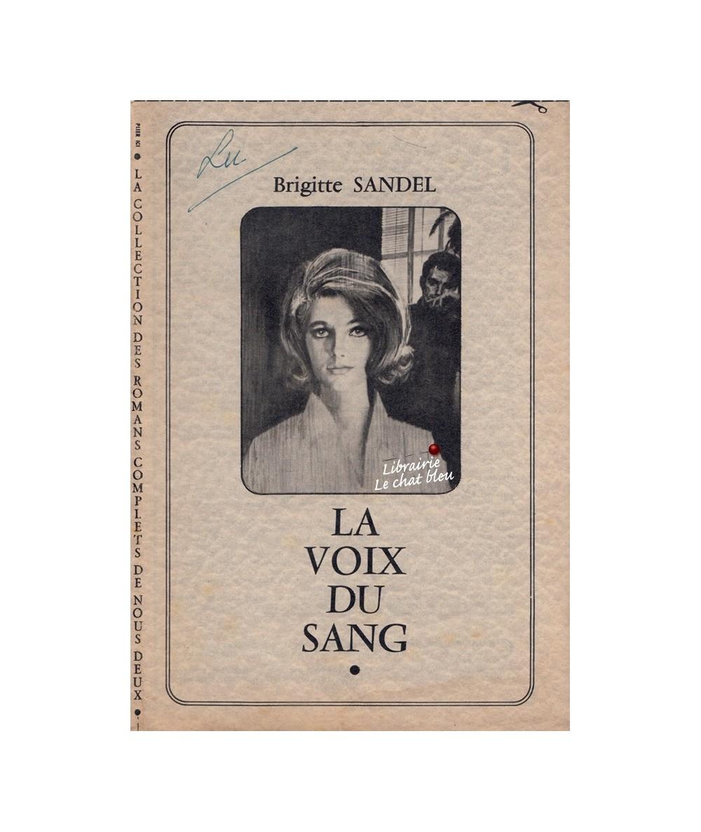 La voix du sang par Brigitte Sandel