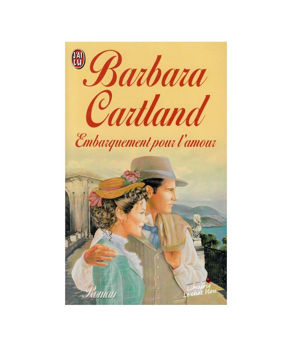 N° 5461 - Embarquement pour l'amour de Barbara Cartland