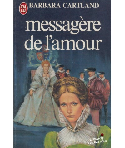 Messagère de l'amour (Barbara Cartland) - J'ai lu N° 1098