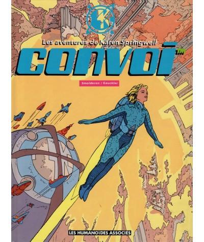 1. Convoi (Thierry Smolderen, Philippe Gauckler) - Les aventures de Karen Springwell