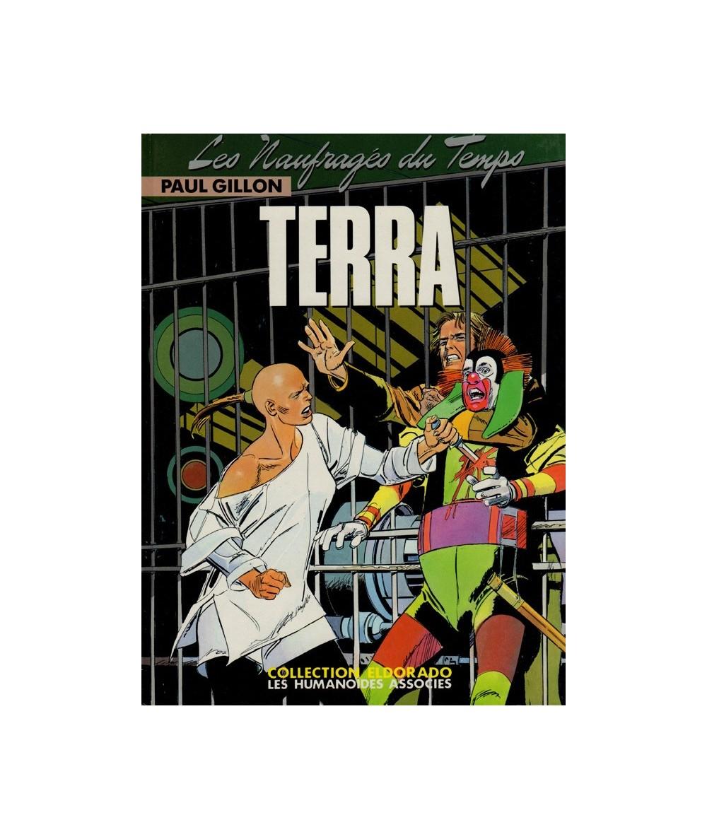 9. Terra (Paul Gillon) - Les Naufragés du Temps