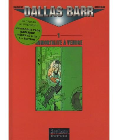1. Dallas Barr : Immortalité à vendre (Joe Haldeman, Marvano)
