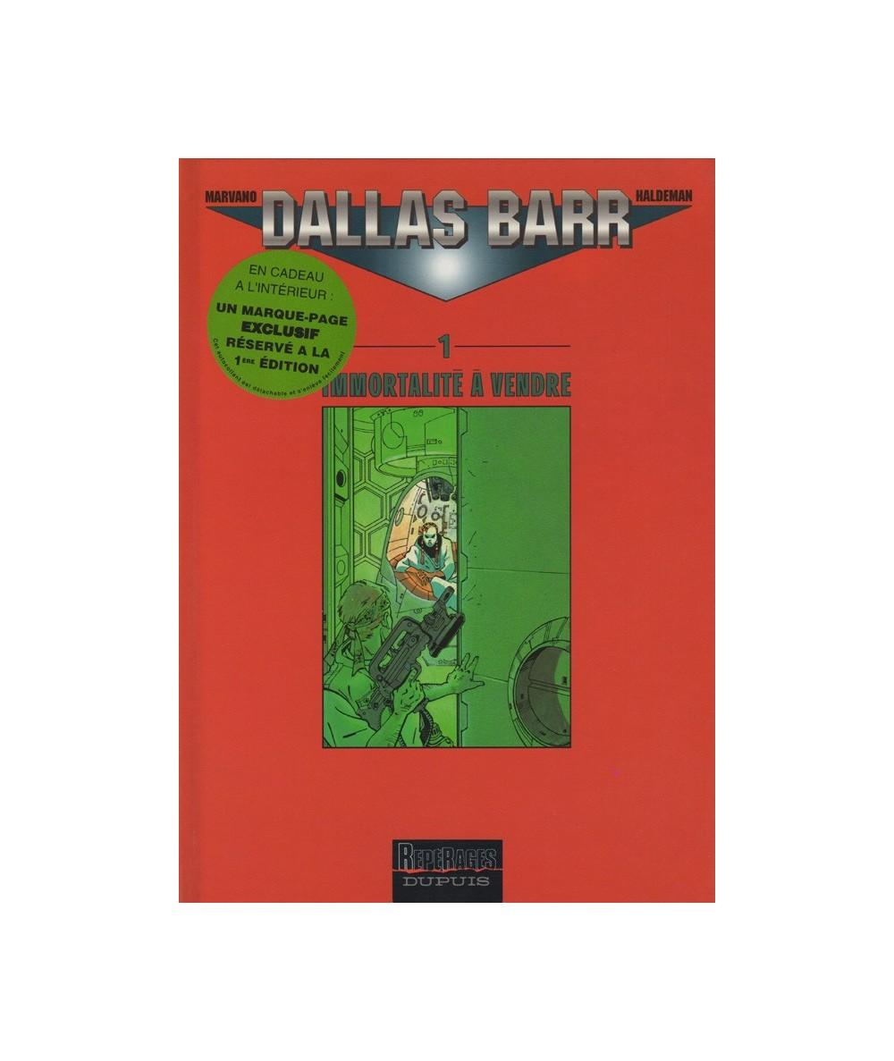 Dallas Barr T1. Immortalité à vendre (Joe Haldeman, Marvano)