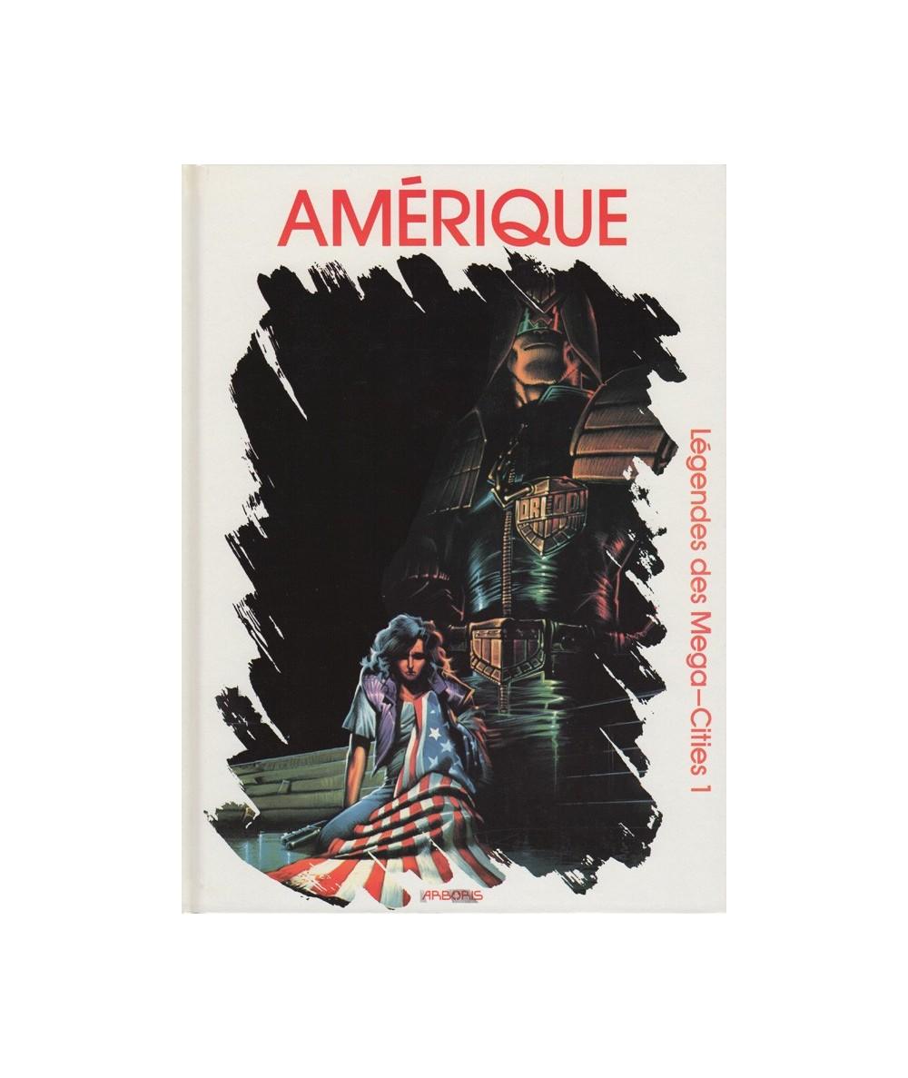 Légendes des Maga-Cités T1. Amérique (Colin McNeil, John Wagner)