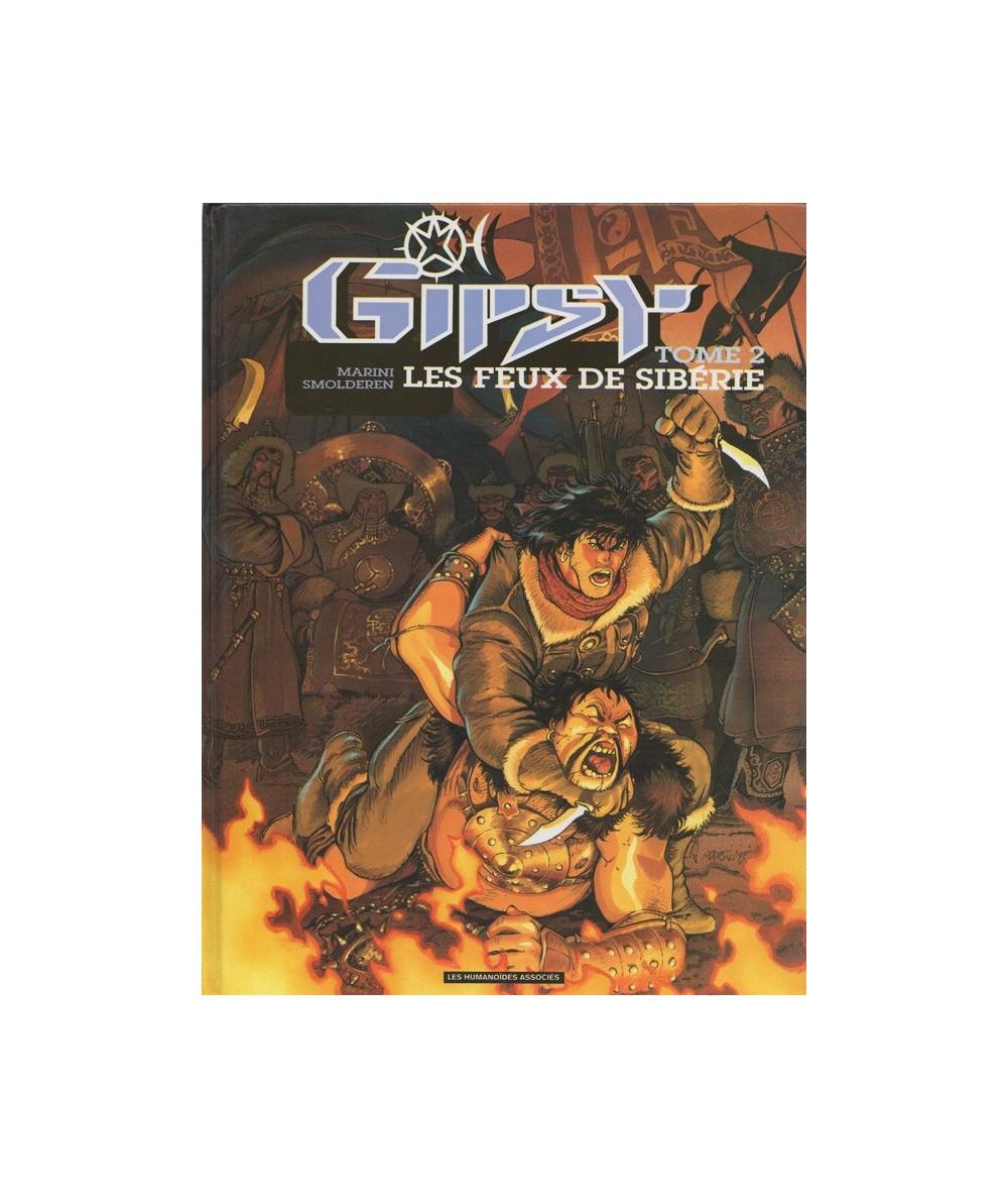 GIPSY T2. Les feux de Sibérie (Enrico Marini, Thierry Smolderen)