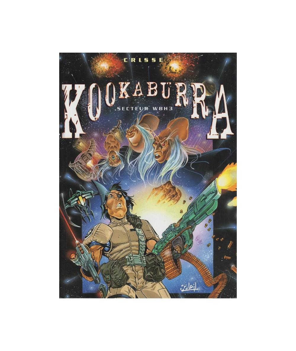 KOOKABURRA : T2. Secteur WBH3 (Crisse)