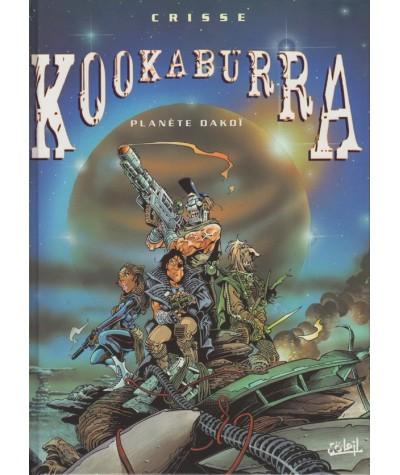 1. KOOKABURRA : Planète Dakoï (Crisse)