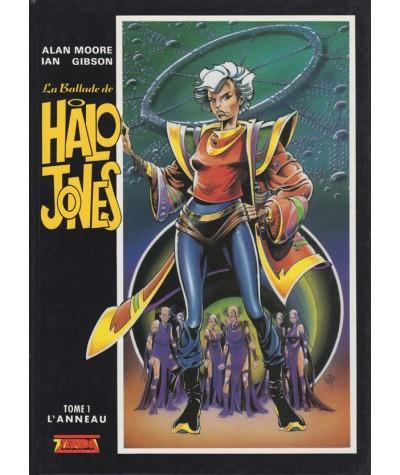 1. La Ballade de Halo Jones : L'anneau (Alan Moore, Ian Gibson)