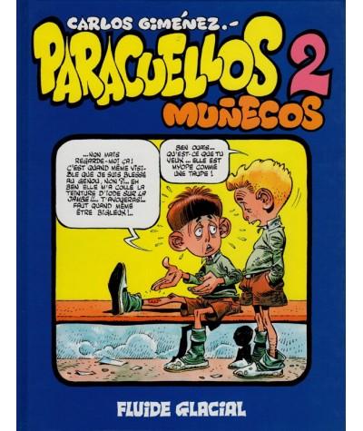 Tome 2 - Paracuellos : Muñecos par Carlos Gimenez