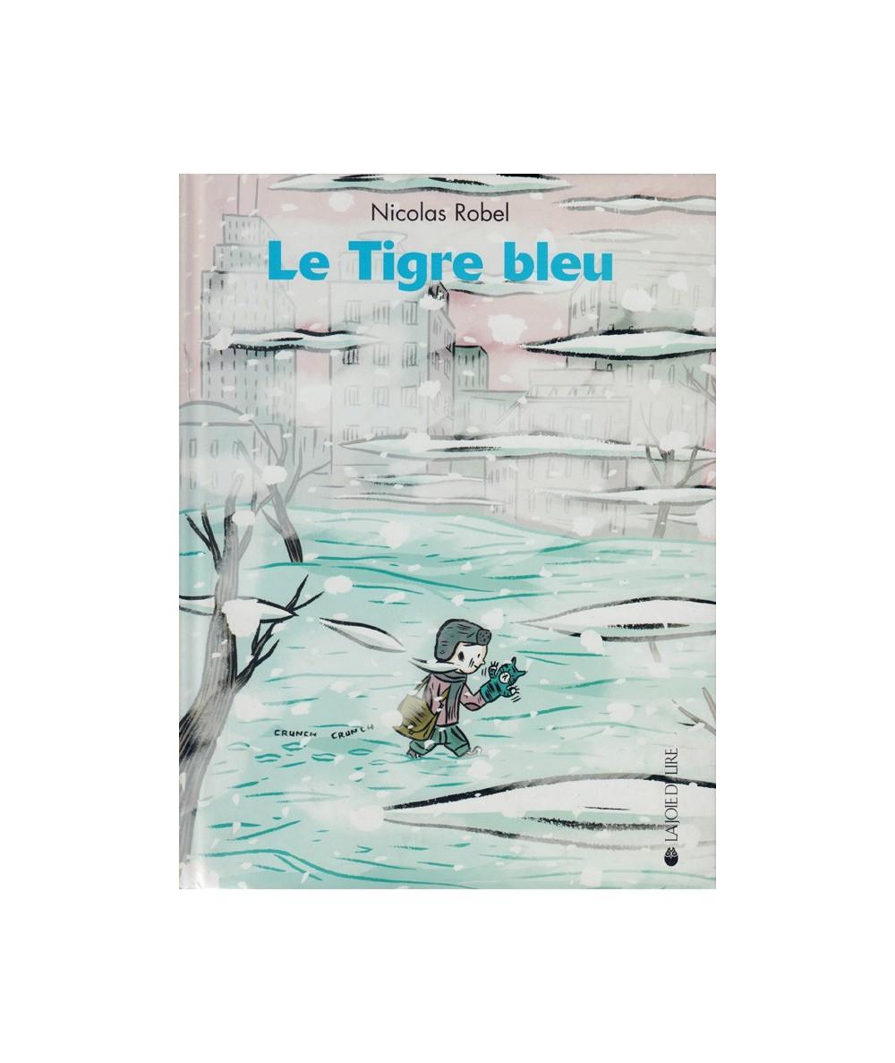 Le Tigre bleu (Nicolas Robel)