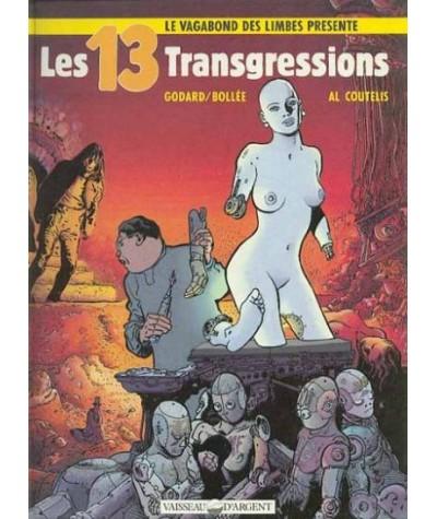 Les 13 Transgressions (Christian Godard, Bollée, Al Coutelis)