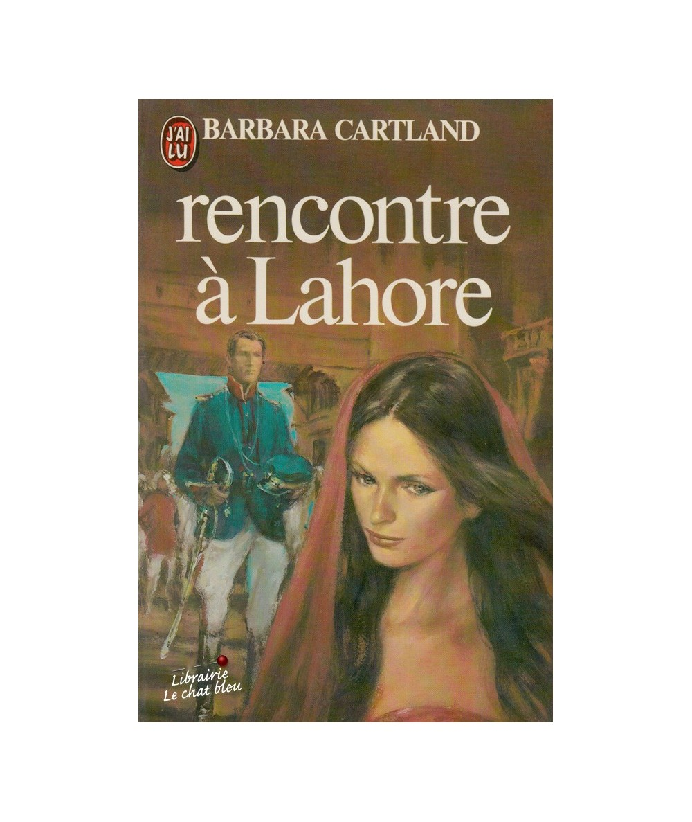 N° 1401 - Rencontre à Lahore de Barbara Cartland