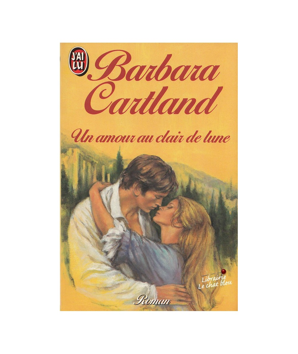 N° 1954 - Un amour au clair de lune par Barbara Cartland