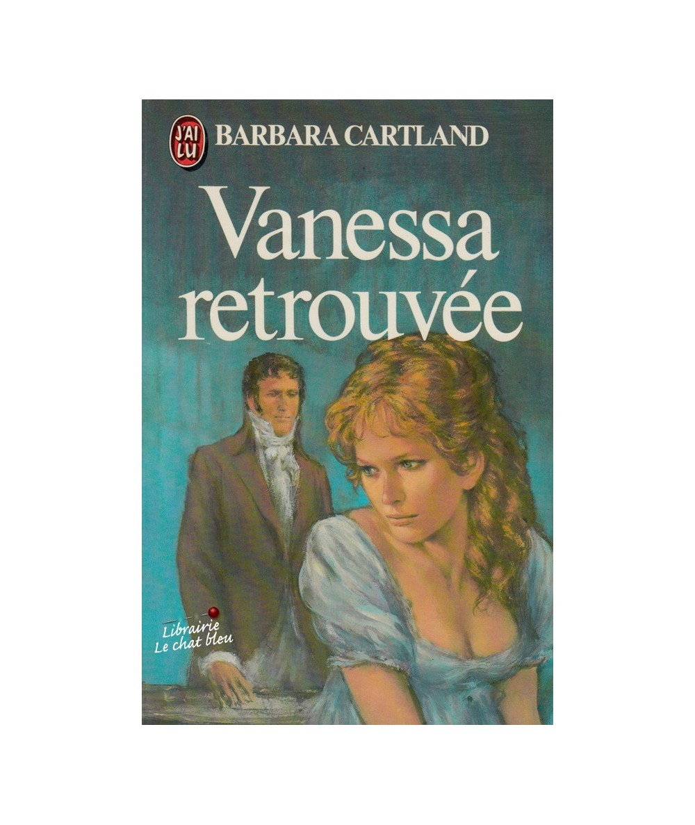 N° 1385 - Vanessa retrouvée de Barbara Cartland