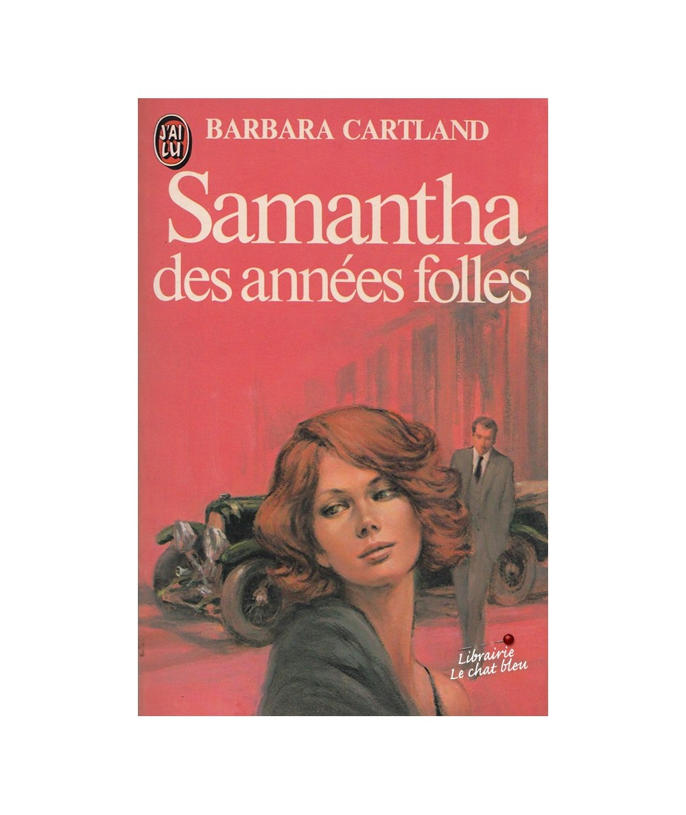 N° 1144 - Samantha des années folles par Barbara Cartland