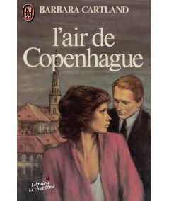 L'air de Copenhague (Barbara Cartland) - J'ai lu N° 1335