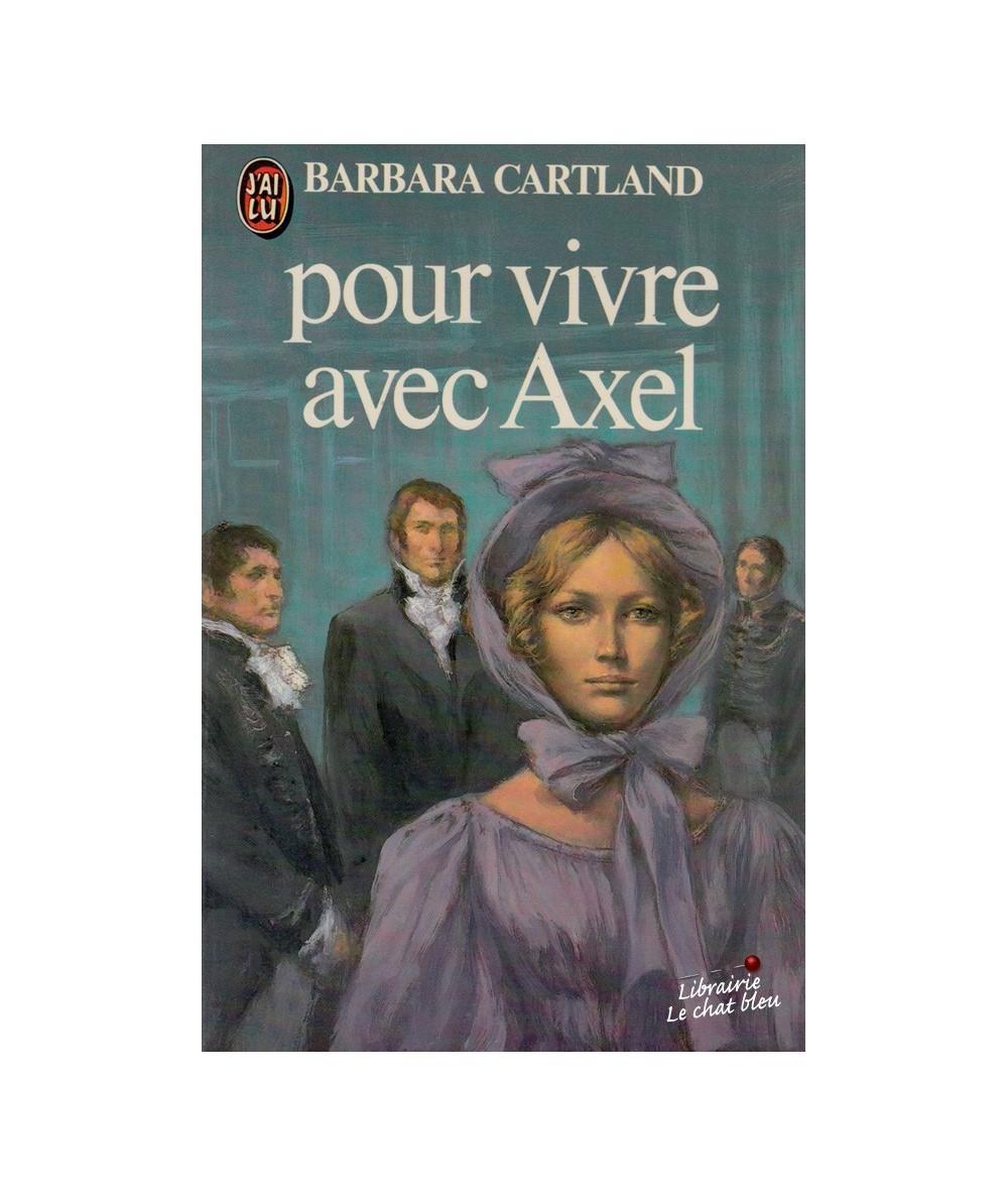 N° 1286 - Pour vivre avec Axel de Barbara Cartland