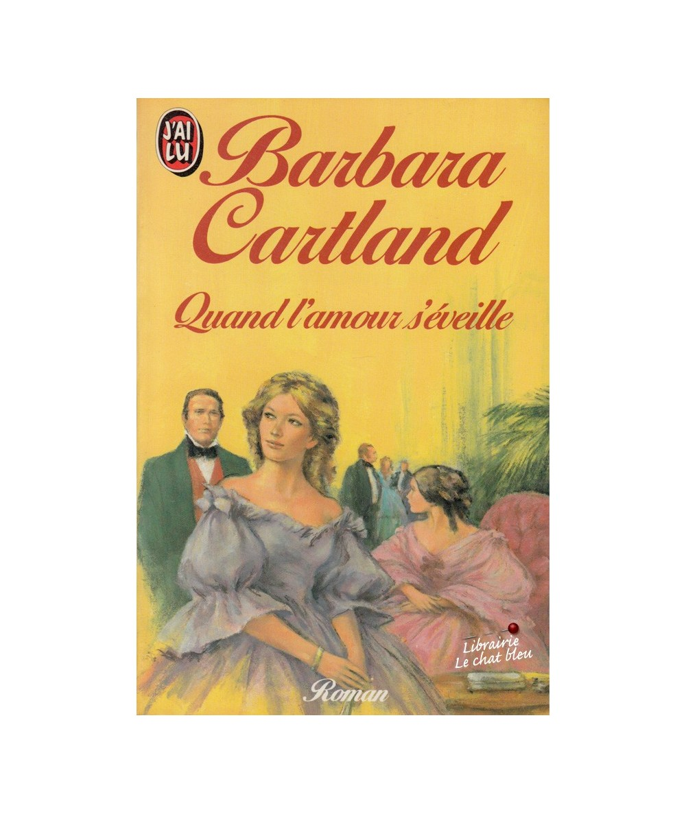 N° 1955 - Quand l'amour s'éveille de Barbara Cartland