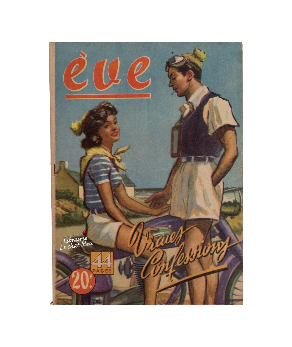 Eve n° 224 (Année 1950)
