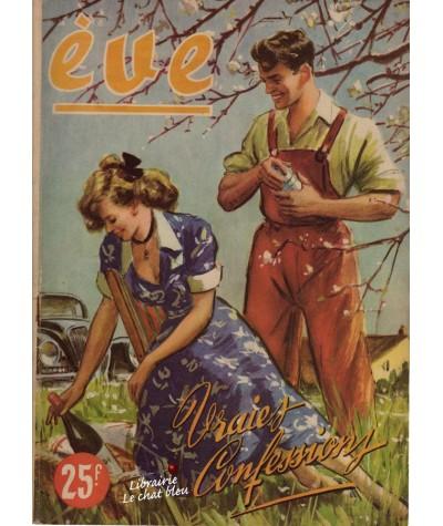 Revue Eve n° 261 - Année 1951