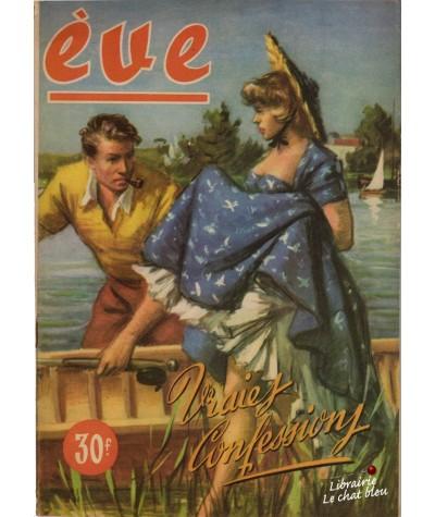 Revue Eve n° 267 - Année 1951