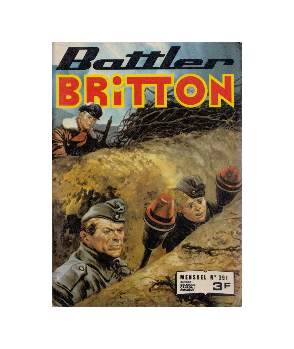 BATTLER BRITTON N° 391