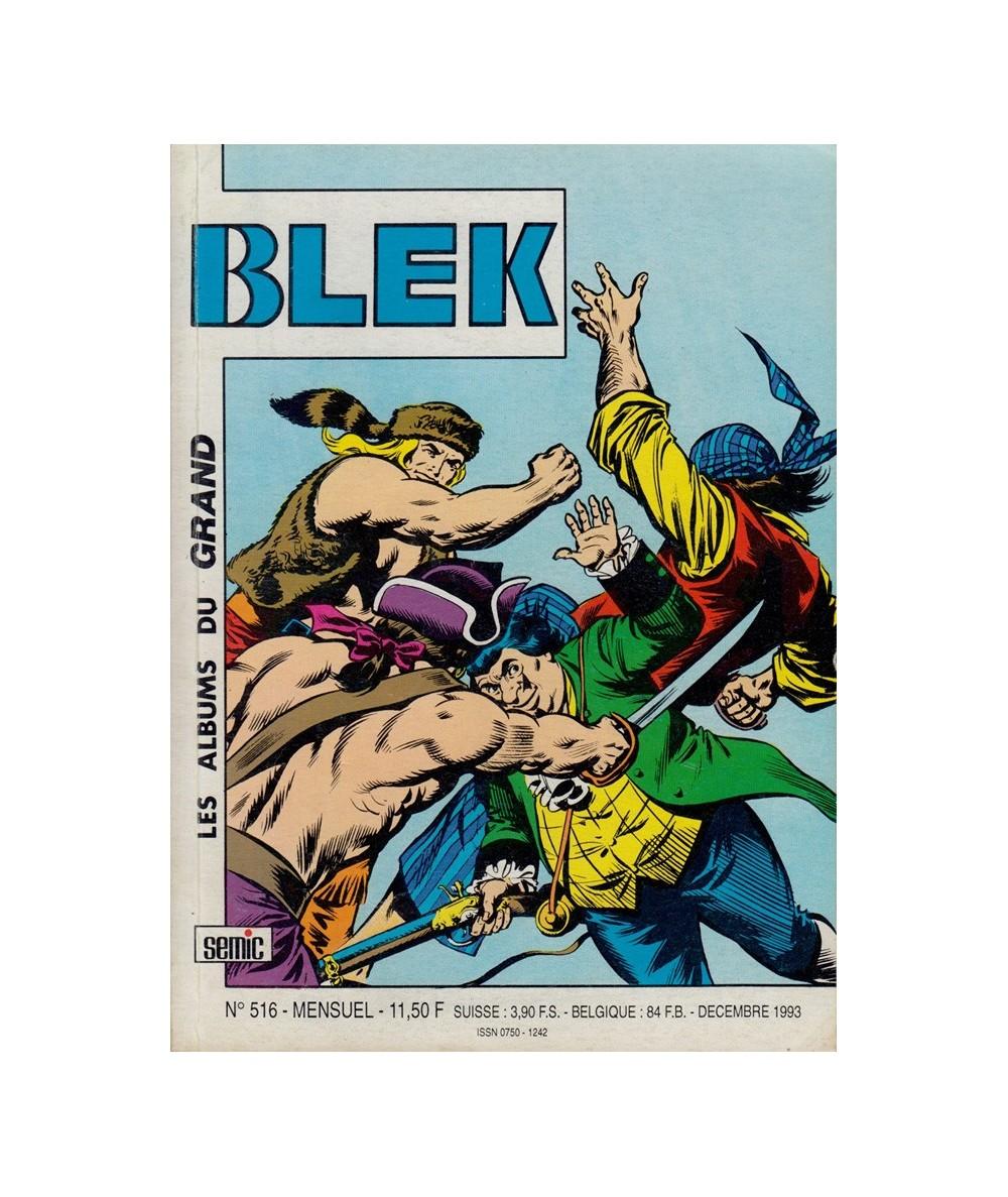 Les albums du grand BLEK N° 516