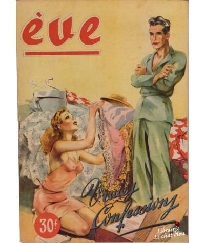 Revue Eve n° 278 - Année 1951