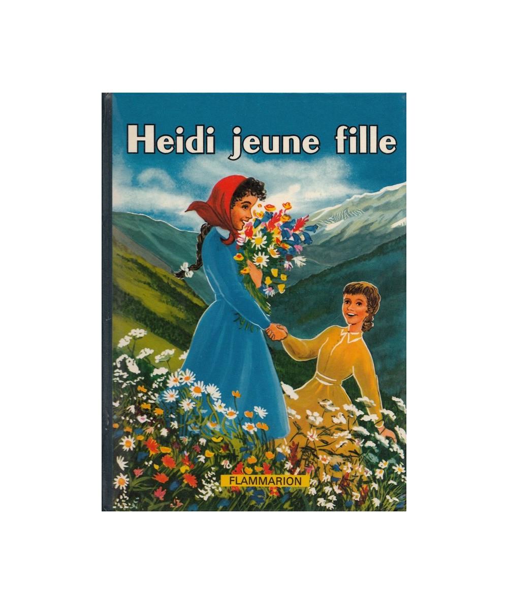 Heidi jeune fille (Johanna Spiry)
