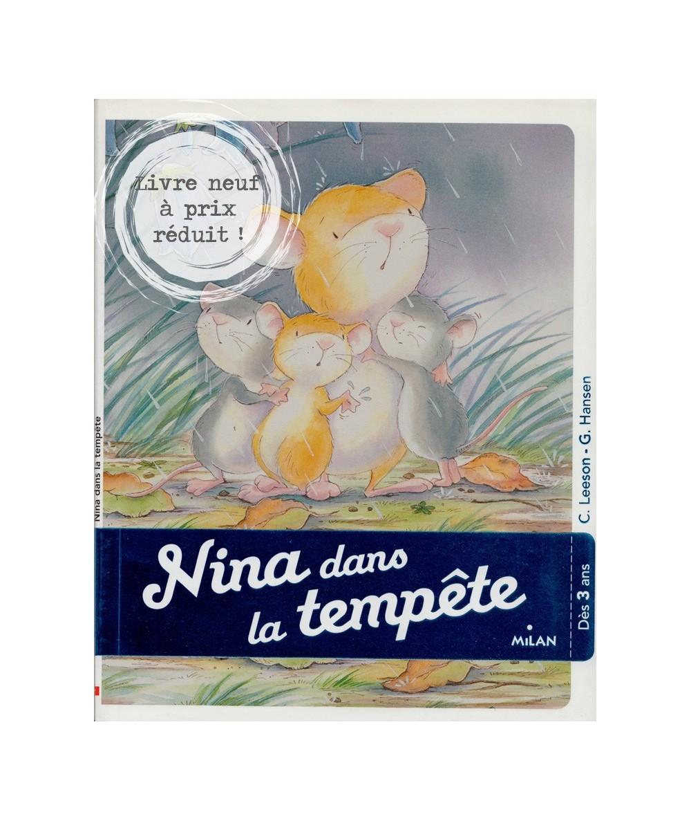 Nina dans la tempête (Christine Leeson, Gaby Hansen) - Le Coffre à histoires