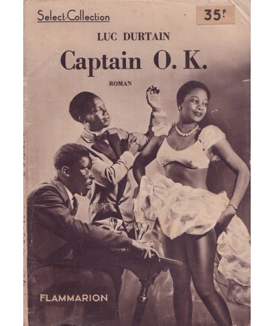 Select-Collection N° 56 : Captain O.K. (Luc Durtain)