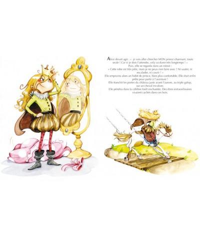A la recherche du Prince charmant (Julie Bélaval, Ariane Delrieu)