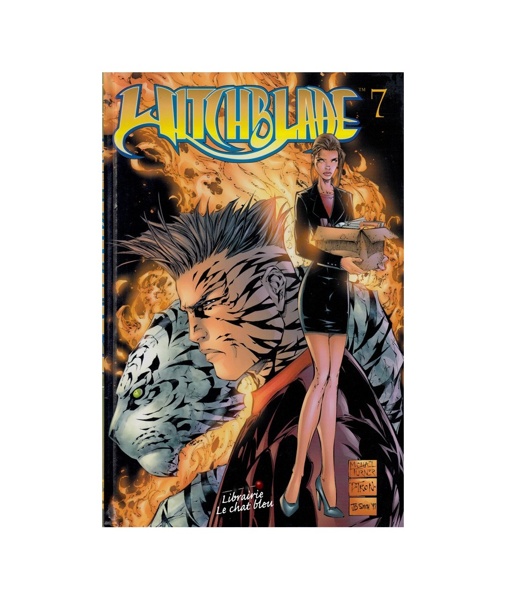 Tome 7. Witchblade (Marc Silvestri, Michael Turner)