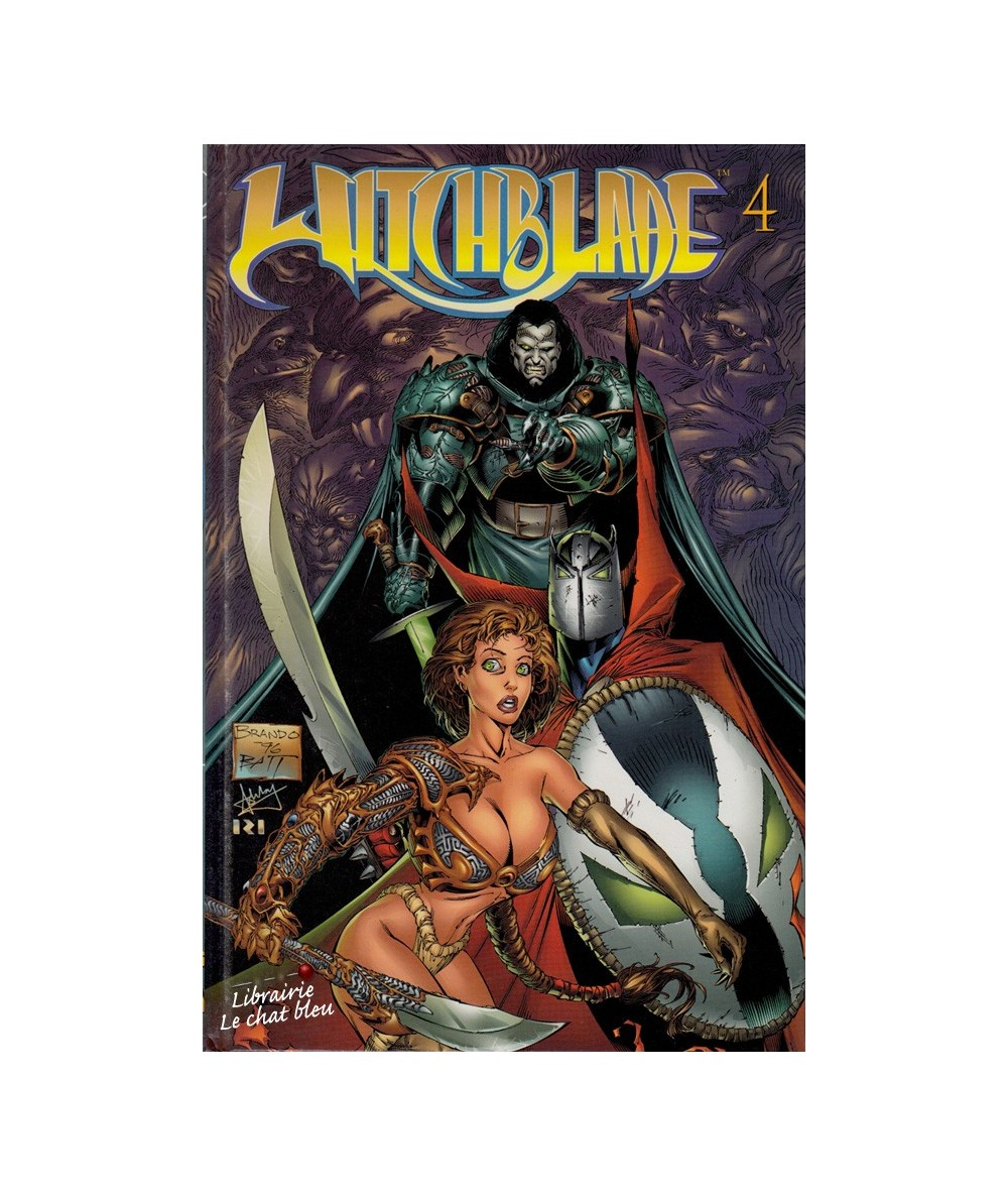 Tome 4. Witchblade (Marc Silvestri)