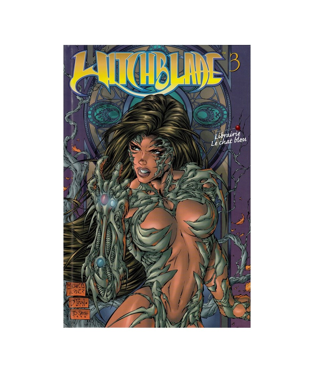 Tome 3. Witchblade (Marc Silvestri, Michael Turner, D-Tron)