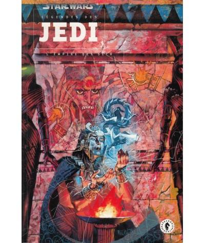 Star Wars Légendes des Jedi T3 : L'empire des Sith (Kevin J. Anderson, Dario Jr. Carrasco)