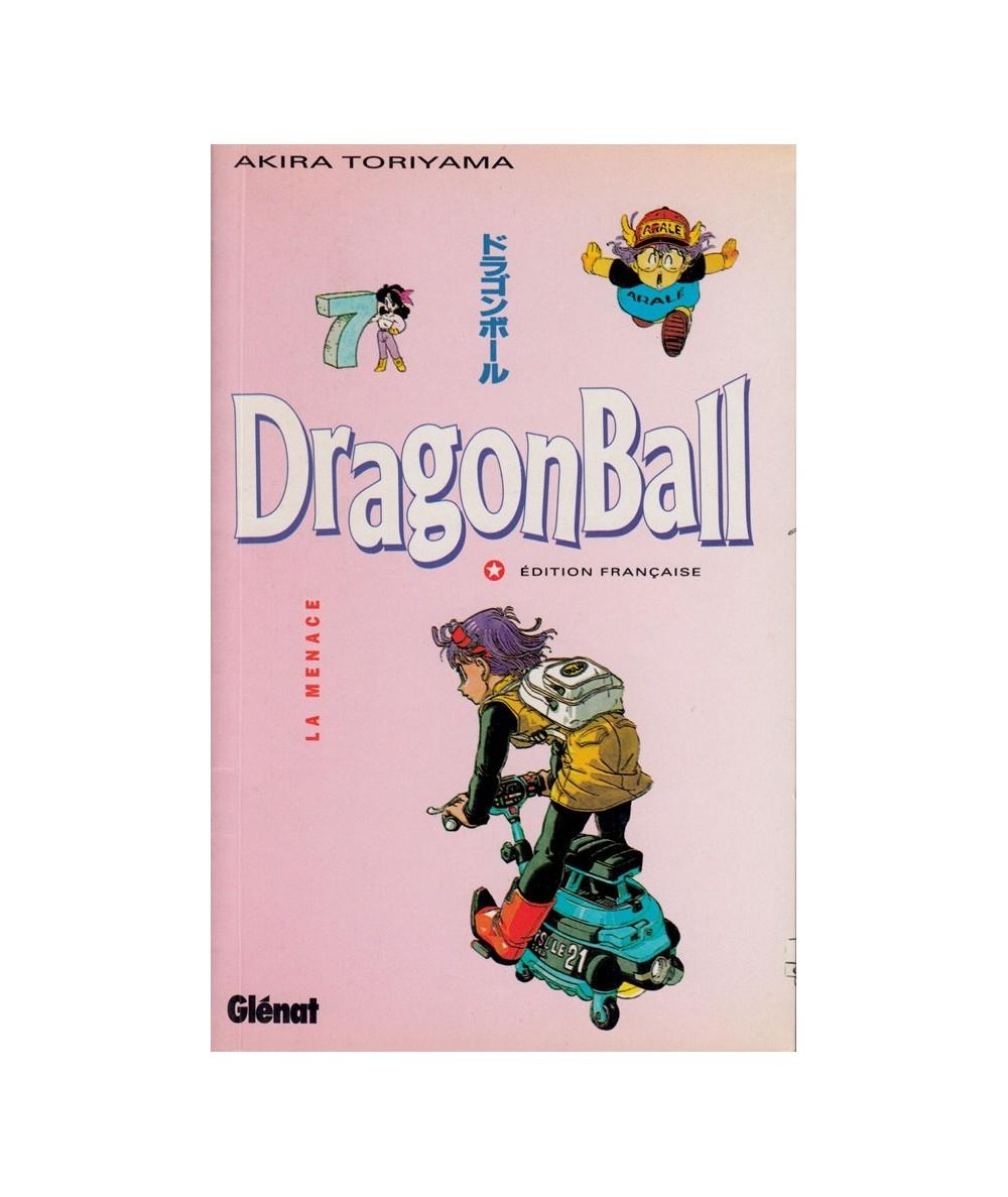Dragon Ball - Volume 7 : La menace (Akira Toriyama)