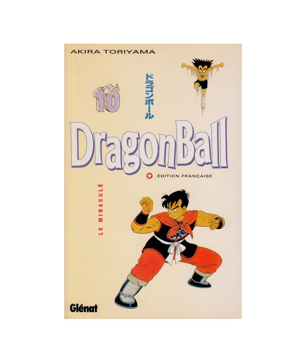 Dragon Ball - Volume 10 : Le miraculé (Akira Toriyama)