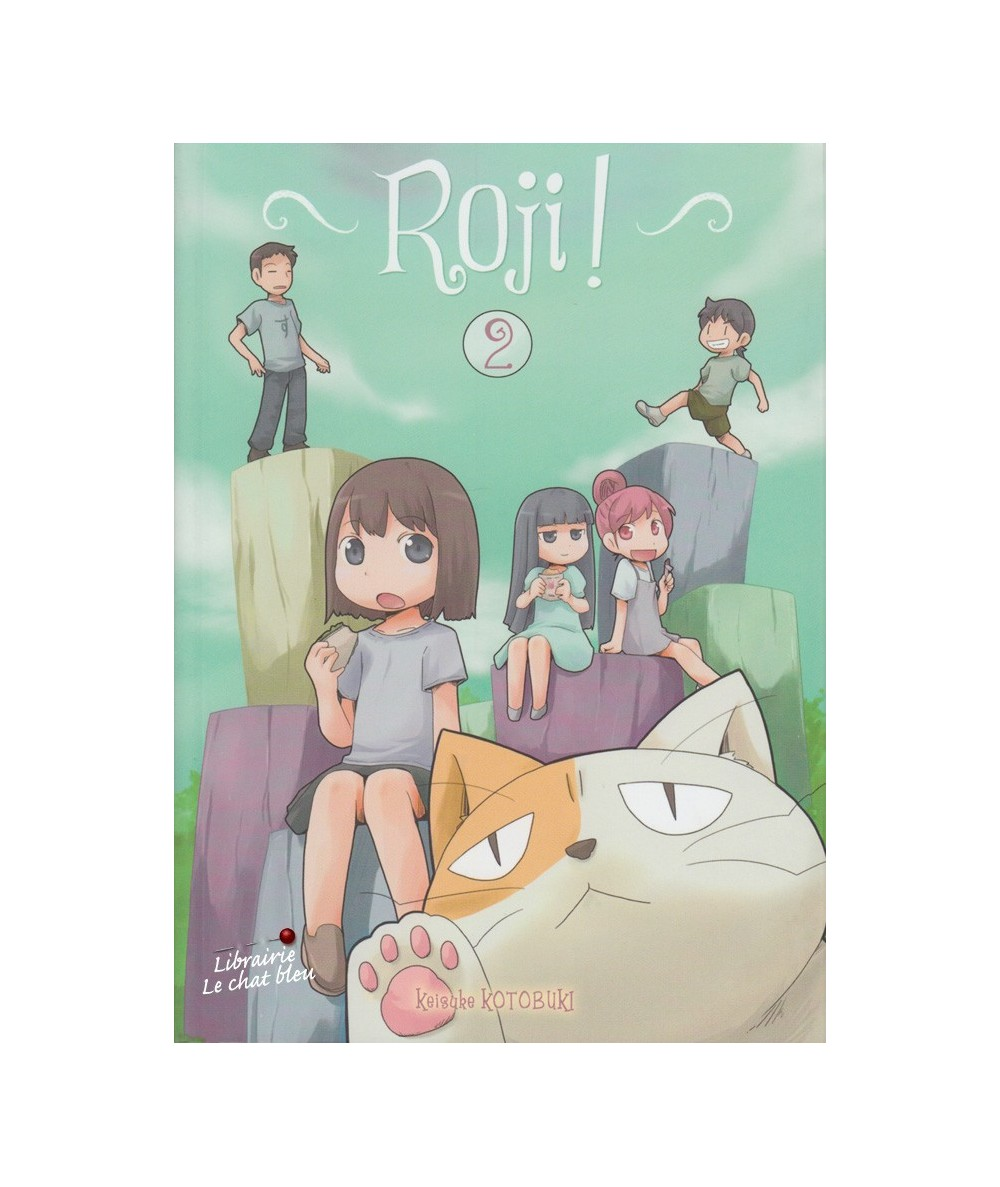 Volume 2. Roji ! (Keisuke Kotobuki)