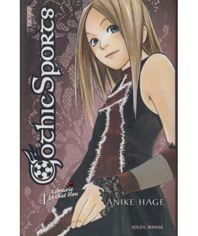 Volume 1. Gothic Sports (Anike Hage)