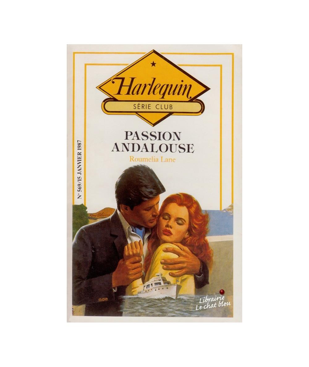 N° 569 - Passion andalouse (Roumelia Lane)