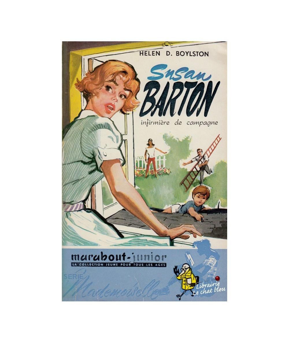 N° 35 - Susan Barton infirmière de campagne (Helen D. Boylston)